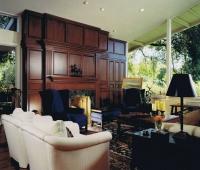 Harlem Residence Living Room
