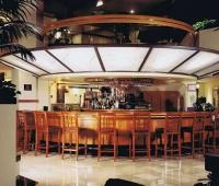 San Francisco Airport Marriott Bar