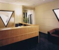 Olivetti Satellite Lobby